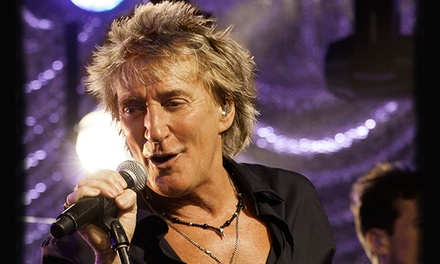Rod Stewart at Tuscaloosa Amphitheater on July 16 (Up to 41% Off)