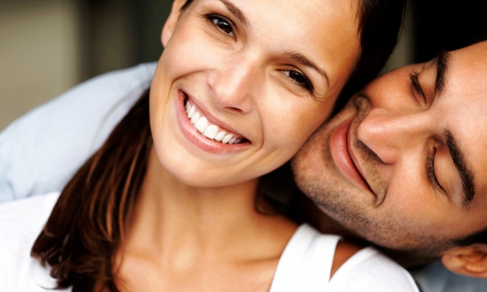 Right Dental Group - Multiple Locations: $35 for a Dental Package with Cleaning, Exam, and X-rays at Right Dental Group (Up to a $300 Value)