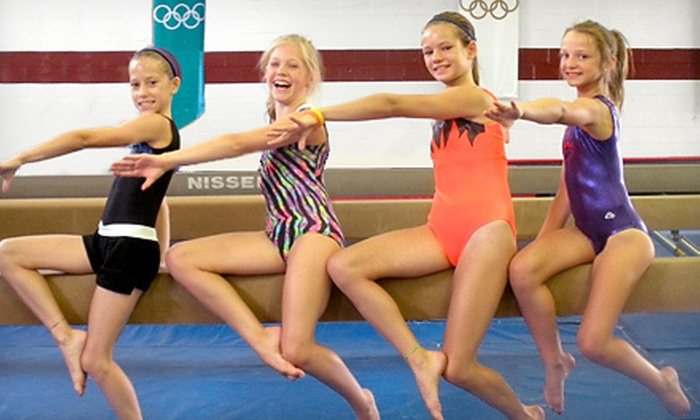 Bloomfield Gymnastics - Sylvan Lake: $65 for One Week of Kids' Summer Camp at Bloomfield Gymnastics (Up to $175 Value)