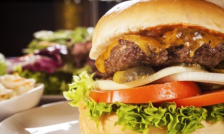 Upscale American Cuisine for Two or Four or More at East End Grille (40% Off)