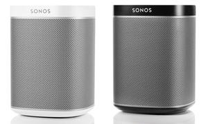 Sonos Play 1 Speaker at Sonos Play 1 Speaker, plus 6.0% Cash Back from Ebates.