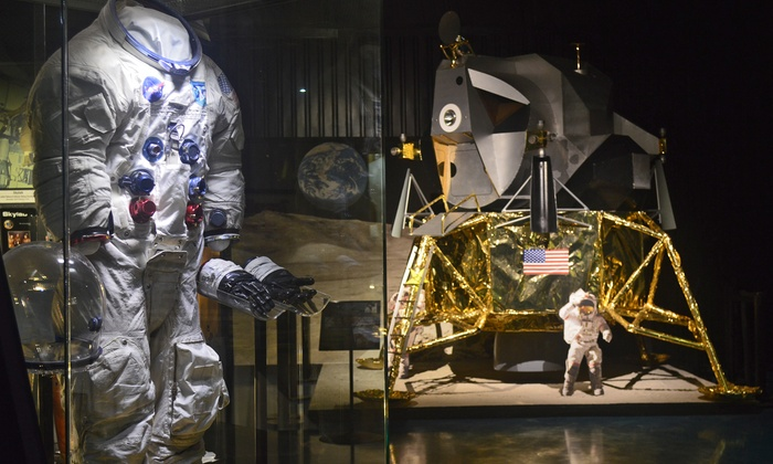 Stafford Air & Space Museum - Weatherford: $8 for a Visit for Two to the Stafford Air & Space Museum ($14 Value)