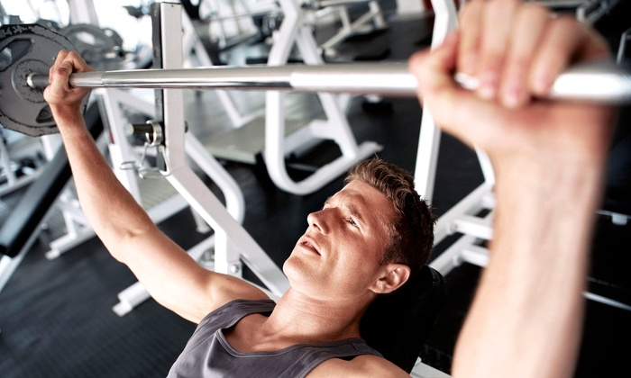 GP Fitness Training - Berlin: $76 for $139 Worth of Services at GP Fitness Training