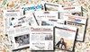 """Hartford Courant: 52-Week Sunday Only or Thursday–Sunday Print & Digital Subscription to the """"Hartford Courant"""" (Up to 95% Off)"""