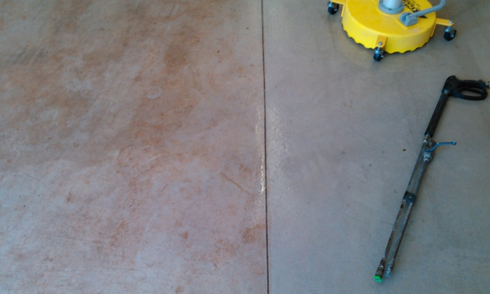 Firehouse Extreme Clean - Oklahoma City: Pressure Washing from FireHouse Extreme Clean (55% Off)