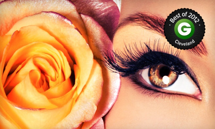 AJ'S Spa Millennium - Beachwood: Permanent Eyeliner and Permanent Eyebrow Enhancement at AJ's Spa Millennium (Up to 55% Off). Four Options Available.