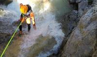 Rapel y barranquismo en el Barranco del Arroyo Pajaruco para 2, 4 o 6 personas desde 29,95 € en Experiencia Outdoor