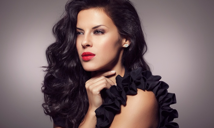 The Style Lounge - Toms River: $45 for Single-Process Color with Blow-Dry — The Style Lounge ($87 Value)