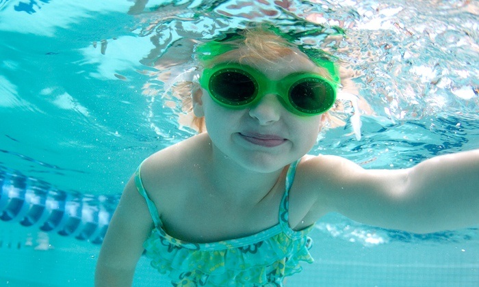 Bear Paddle Swim School - Oakley Station - Cincinnati: $80 for Eight Weekly Swim Lessons at Bear Paddle Swim School  ($160 Value)