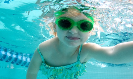 $80 for Eight Weeks of Swimming Lessons at Bear Paddle Swim School  ($160 Value)