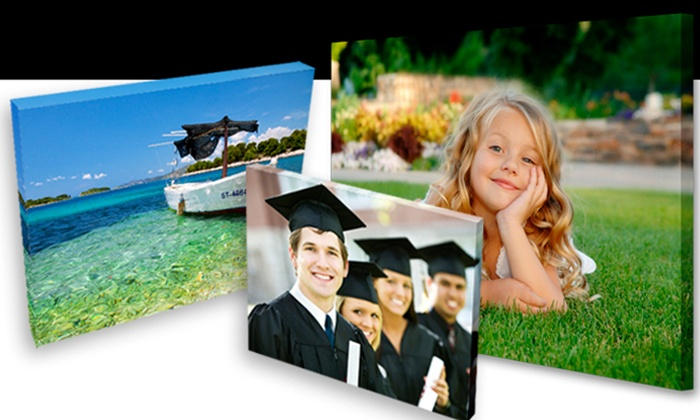 Canvas Print Now: Gallery-Wrapped Canvas Print with Premium Wire Hanger from Canvas Print Now (Up to 66% Off). Three Sizes Available.