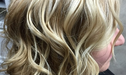 Haircut, Deep Conditioning Treatment, and Style from Vixx Hair Design (64% Off)