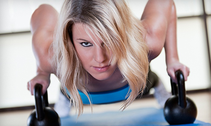 Fit Farm - Walnut Hill: $175 for an Eight-Week Fitness Challenge with Classes from Fit Farm ($350 Value)