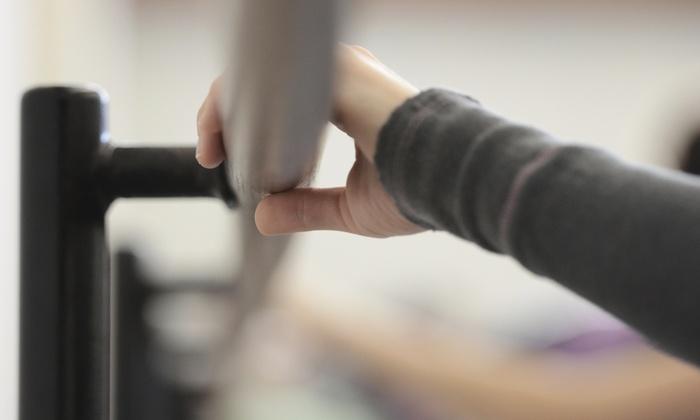 Brio Pilates - Nob Hill: 5 or 10 Barre Classes at Brio Pilates (Up to 52%Off)