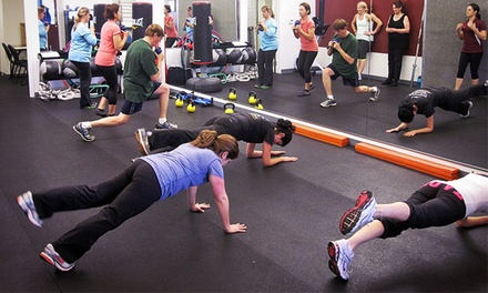 5, 10, or 15 Group Fitness Classes at Mint Condition Fitness (Up to 85% Off)