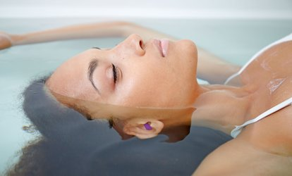 image for One or Three 60-Minute Float Sessions at The Om Spa (Up to 53% Off)