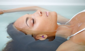 Crystal Water Float Spa: One or Three 60-Minute Floating Sessions at Crystal Water Float Spa (Up to 49% Off)