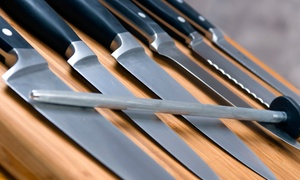 Ace Hardware: Knife Sharpening for 5 or 10 Knives at Ace Hardware (Up to 56% Off)