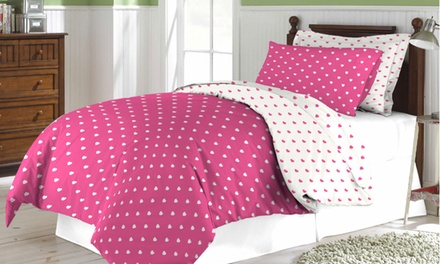 Printed Reversible Comforter Sets (2- or 3-Piece)