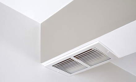 $75 for Air-Duct Cleaning for Up to 10 Vents from Clean Air America, Inc. ($299 Value)