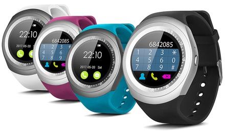 Smartwatch con diseño deportivo