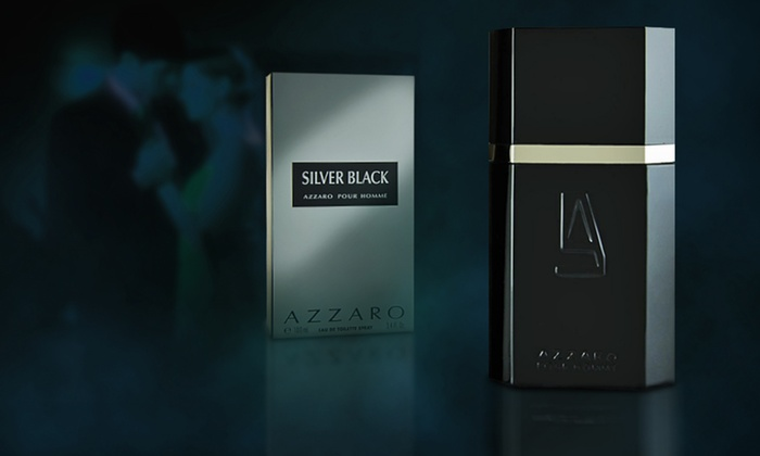 Image result for Azzaro Silver Black