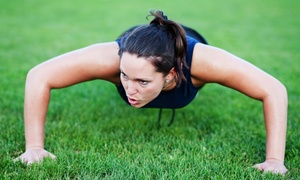 Chiseled Fitness: 5 or 10 60-Minute Boot-Camp Classes at Chiseled Fitness (Up to 74% Off)