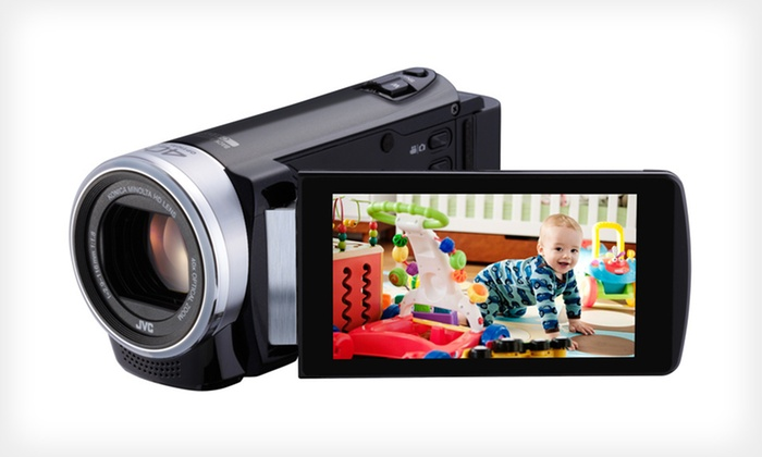 JVC Full HD Camcorder: $99.99 for a JVC Full HD Camcorder (Manufacturer Refurbished) ($279.95 List Price). Free Shipping and Free Returns.