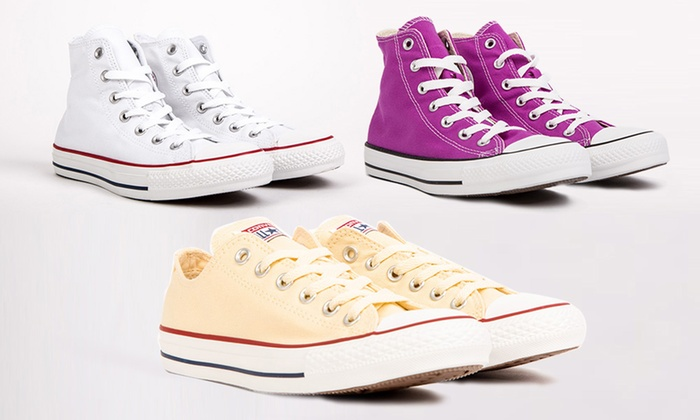 Lo Top Converse Sneakers | Groupon Goods