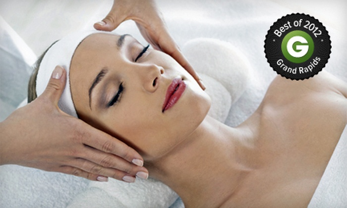 JNicolle & Company - Roosevelt Park: $52 for a Spa Package with a Massage, Facial, and Hand and Foot Treatment at JNicolle & Company ($155 Value)