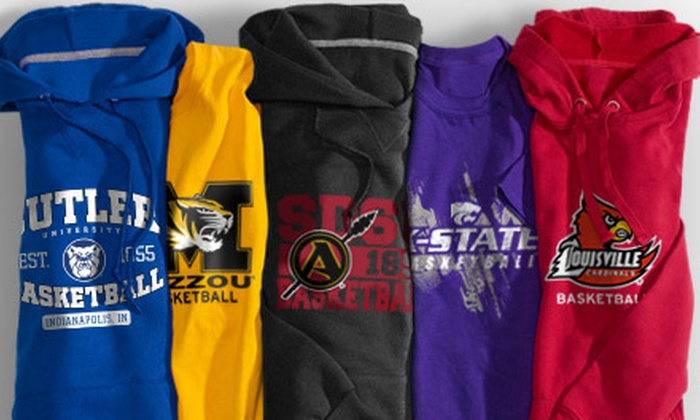 Prep Sportswear: Personalized Sportswear from Prep Sportswear (Up to 53% Off). Two Options Available.