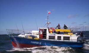 Casper: 10-godzinny rejs wędkarski po Bałtyku: Władysławowo za 119,99 zł z firmą Casper (do -33%)