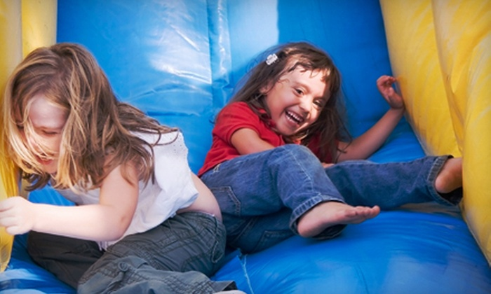 Best Time Ever - Hampton Roads: Four-Hour Bounce-House or Inflatable-Game Rental from Best Time Ever (Half Off)