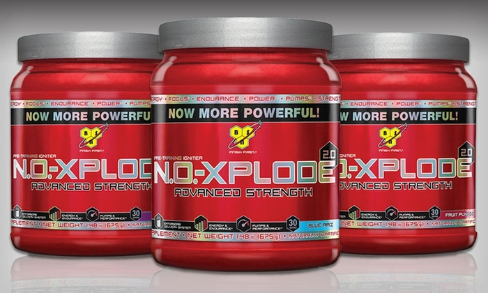 $39.99 for a 2-Pack of N.O.-Xplode 2.0. Multiple Flavors Available. Free Shipping