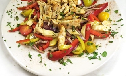 Gourmet Italian Cuisine for Two or Four at DaVinci of Greece (Up to 47% Off)