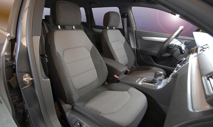 Pranie tapicerki samochodowej tts service groupon - Professional car interior cleaning ...