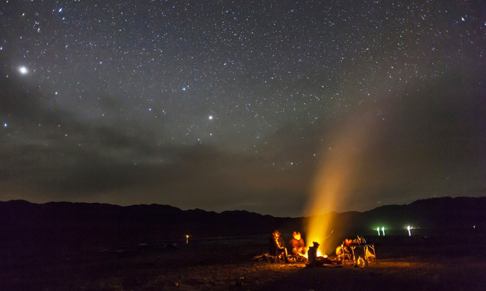 South Mountain Adventures - Sinking Spring: $20 for a Guided Night Hike for Two from South Mountain Adventures ($40 Value)
