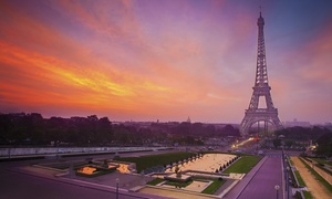 Paris Day Trip With Eurostar and Cruise