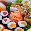 Sushi e sashimi all you can eat