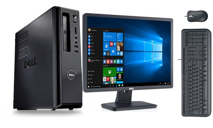 Dell Vostro Desktop 230 Drivers for Windows 7
