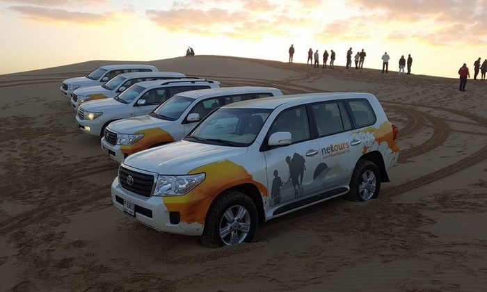 Desert Safari Experience with Buffet For Child (AED 79) or Adult (from AED 129) from Net Tours Abu Dhabi
