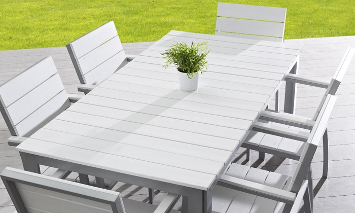 Table de jardin | Groupon Shopping