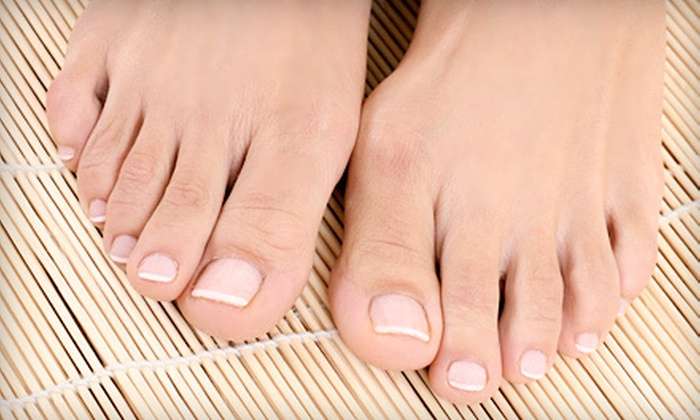 Salon Stewart - Sibley: $25 for a One-Hour Spa Pedicure at Salon Stewart in Riverview ($50 Value)