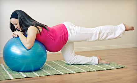 Three Prenatal Exercise Classes (a $42 value) - Leap in Portland