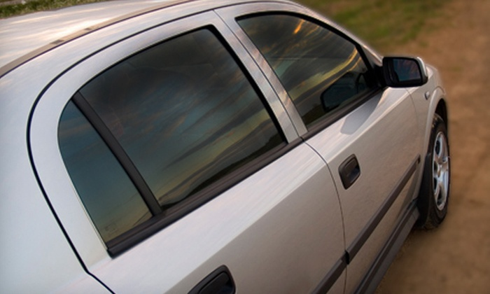 N.W. Audio - Multiple Locations: $125 for Full Window Tinting for a Car or Truck at N.W. Audio ($250 Value)