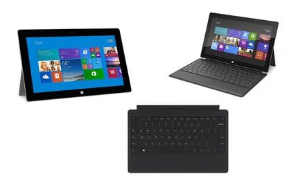 "Microsoft Surface Pro 2 10.6"" Tablet Bundle"