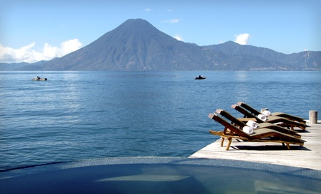 Award-Winning Eco Resort Along Lake Atitlán