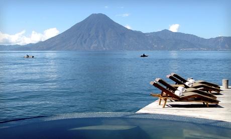 Award-Winning Eco Resort Along Lake Atitlán