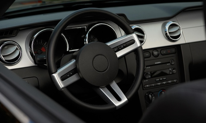 J&R South Bay Detailing - Los Angeles: $130 for $200 Worth of Interior Auto Cleaning — J & R South Bay Auto Detailing