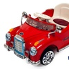 Lil' Rider Cruisin' Coupe Battery-Operated Classic Car with Remote
